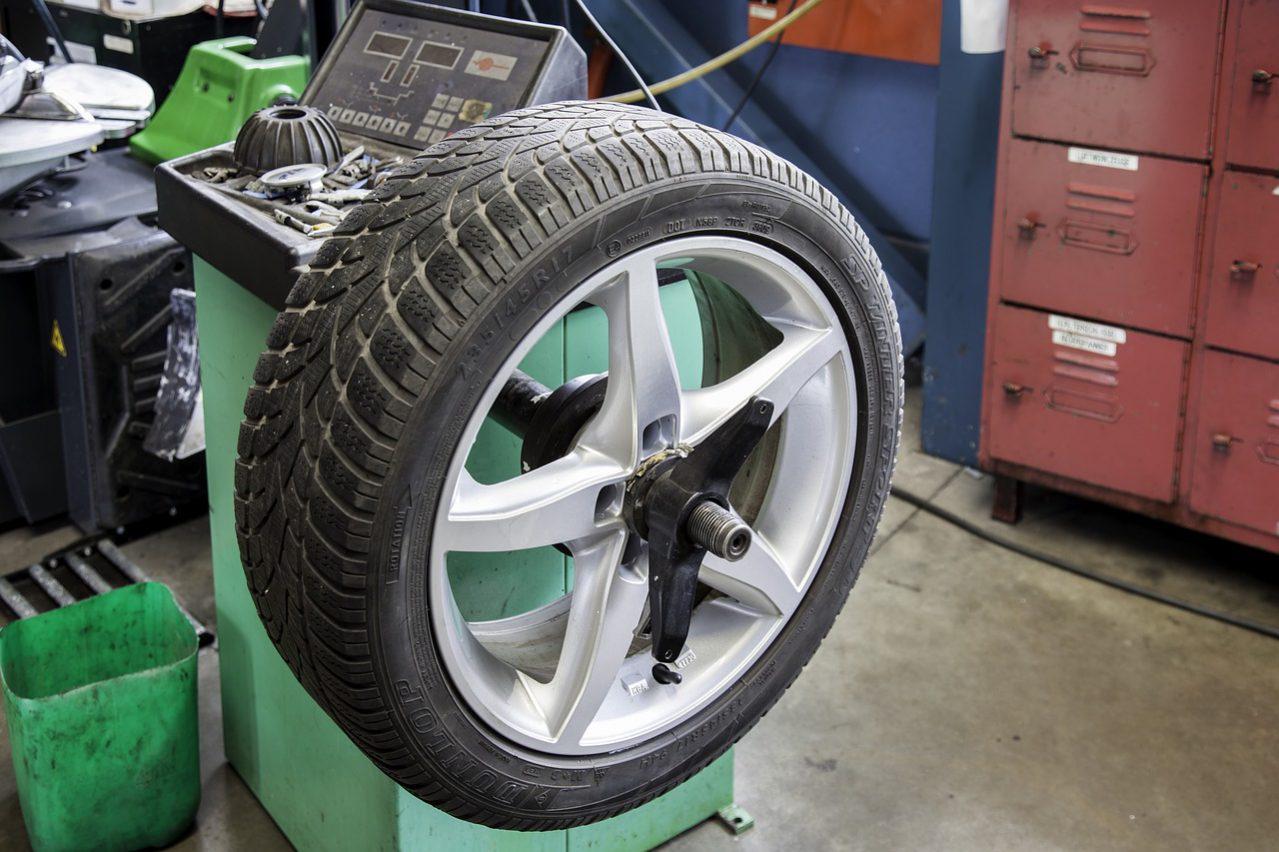 Tyres George Poole Garage
