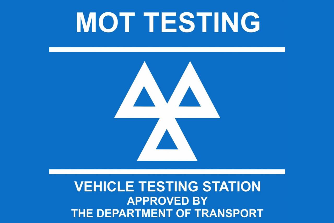 MOT Testing George Poole Garage